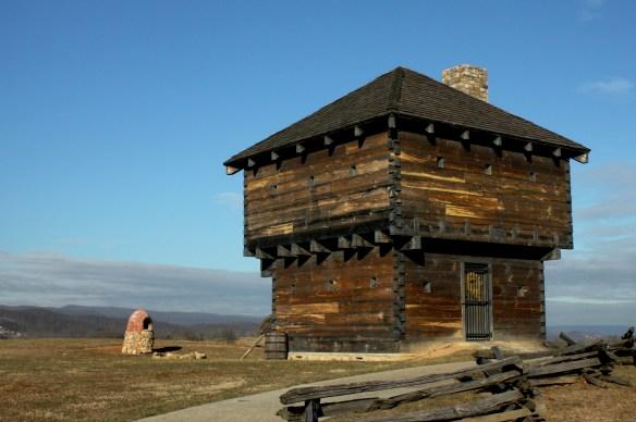 John Anderson Blockhouse