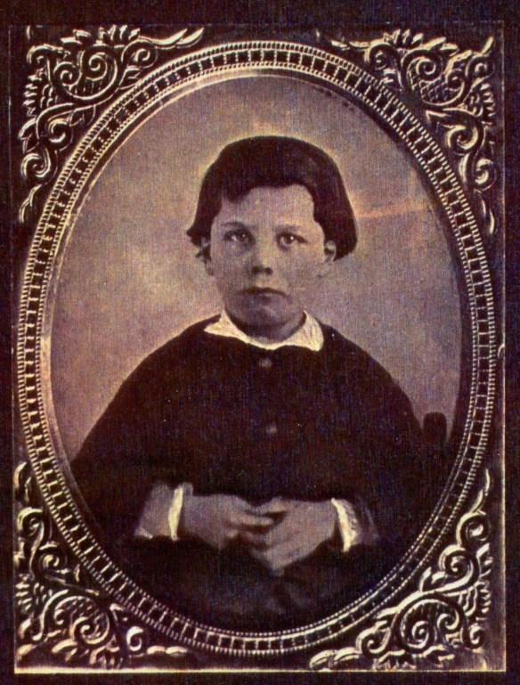 Photo of Arthur Webster McMurry, circa 1860