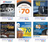 Tire Rack  Cyber Monday 2014