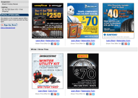 Tire Rack  Cyber Monday 2014