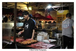 Sydney's Chinatown Food Stall