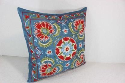 Suzani pillow