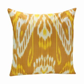Ikat Pillows