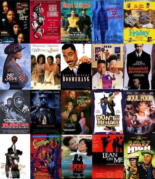 How Have Black Film Posters Evolved Overtime? - Black Filmmaker Guide