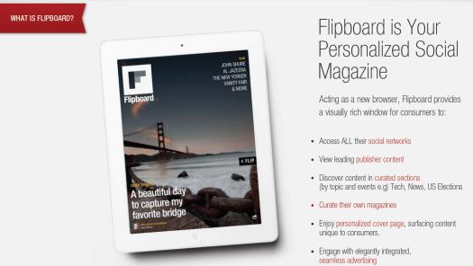 What is Flipboard