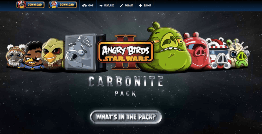 Angry Birds Tumblr