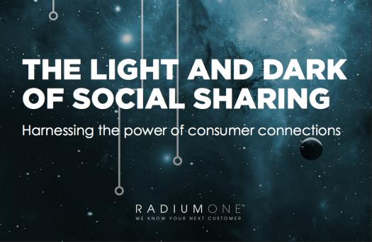 Radium One Dark Social