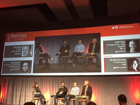 imedia agency summit - Tom Edwards - agile change