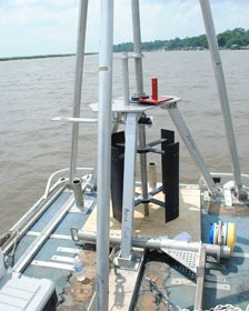 Vertical Axis Tidal Turbine Repetitive Energy