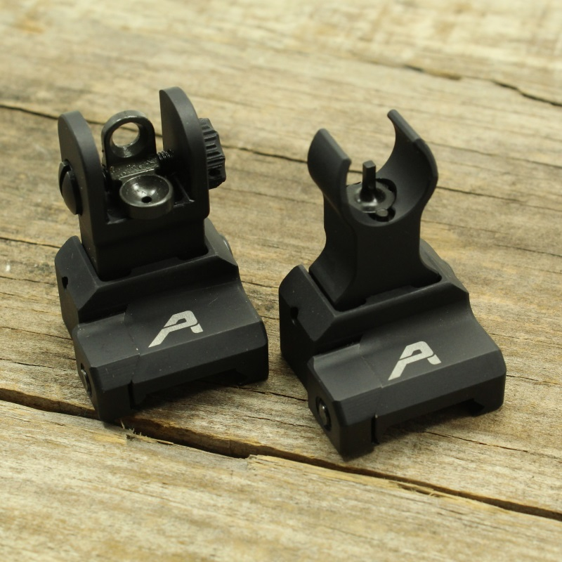 Aero Precision AR Flip Up Sight Set