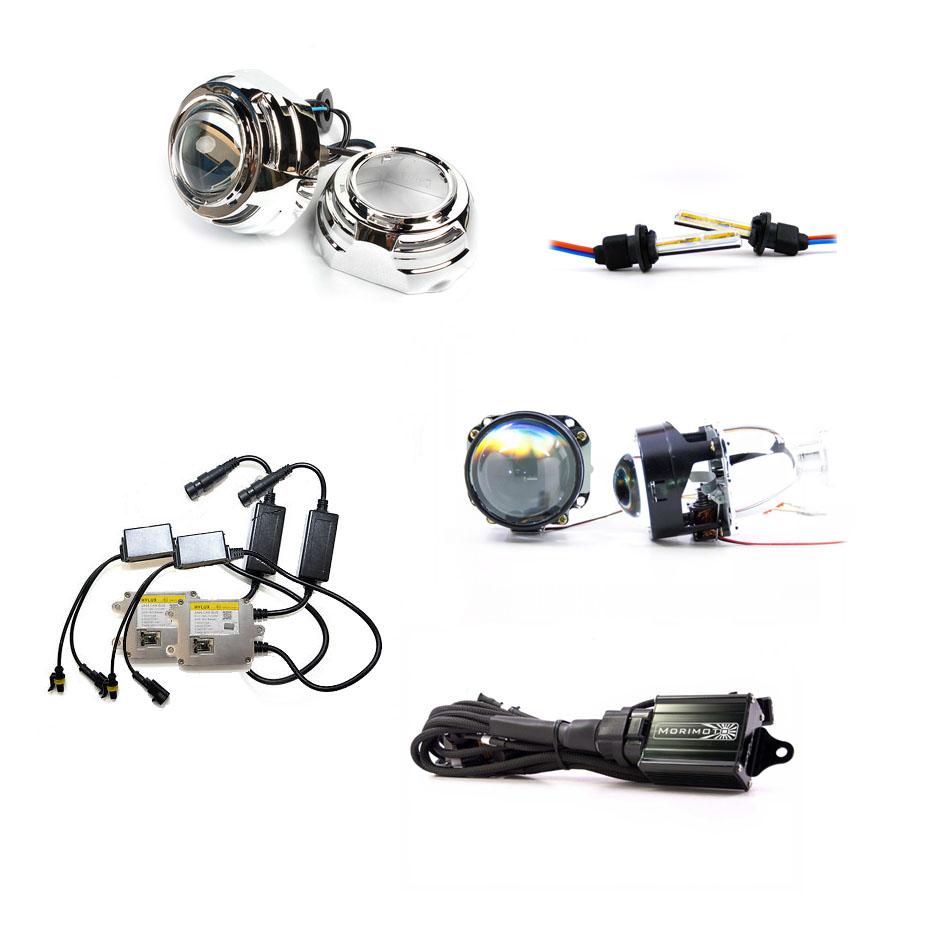 H1 SUPER HID Projector Headlight Retrofit Kit