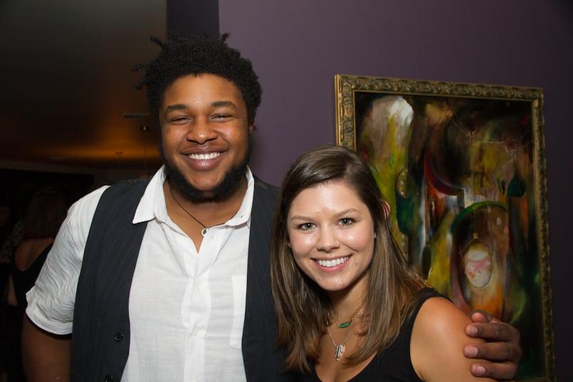 Artist Social: Lincoln Durham and Kalu James