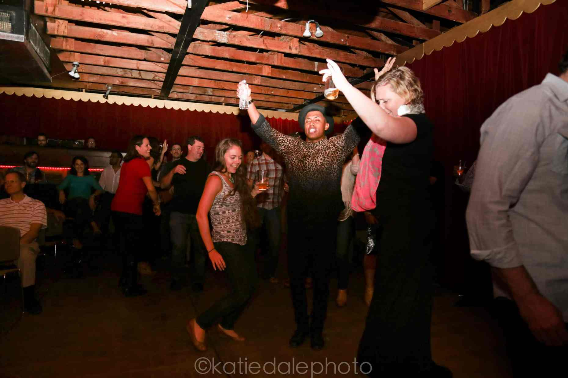 Zeale, Whiskey Sisters, and Black Books at Spider House Ballroom