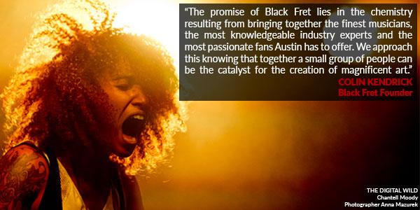 Colin Kendrick Black Fret Founder