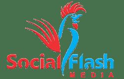 social flash media sponsor
