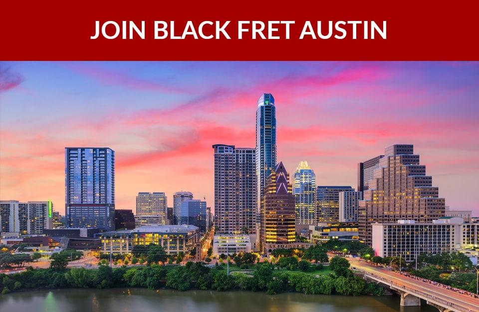Join Black Fret Austin