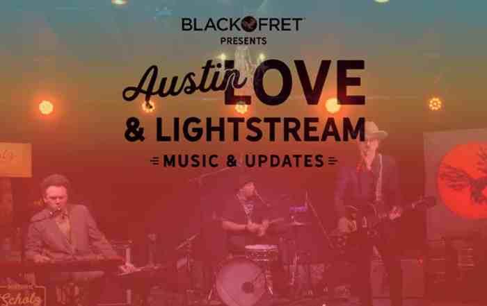 Austin Love and Lightstream