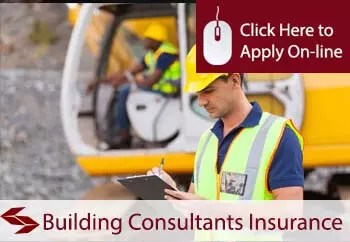 Building Consultants Professional Indemnity Insurance