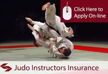 Judo Instructors Employers Liability Insurance
