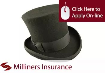 Milliners Public Liability Insurance