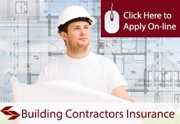 Building Contractors Employers Liability Insurance