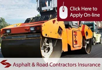 Asphalt and Road Contractors Liability Insurance