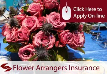 Flower Arrangers Public Liability Insurance