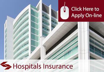 Hospitals Medical Malpractice Insurance