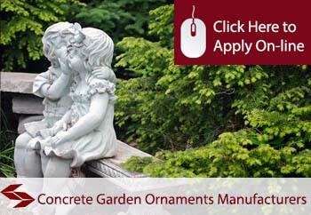 concrete garden ornaments manufacturers insurance
