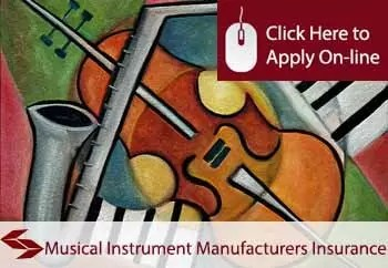 musical instrument manufacturers commercial combined insurance