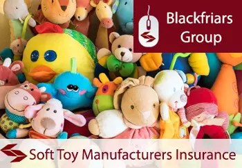 soft toy manufacturers commercial combined insurance