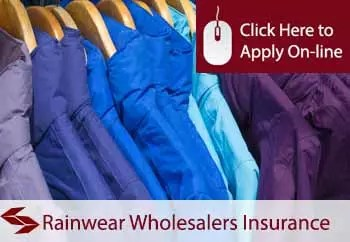 rainwear wholesalers liability insurance