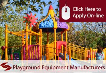playground equipment manufacturers insurance