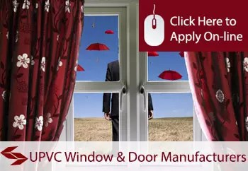 UPVC Window Manufacturers And Installers Insurance