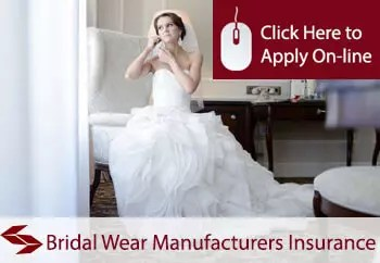 bridal wear manufacturers insurance
