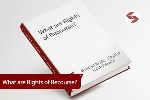 what are rights of recourse