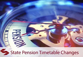 state pension timetable changes