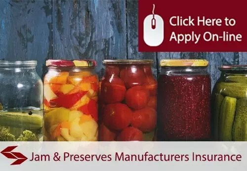 jam and preserves manufacturers insurance