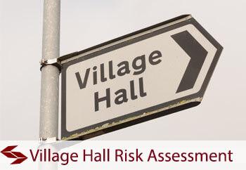 Village Halls Risk Assessment Template
