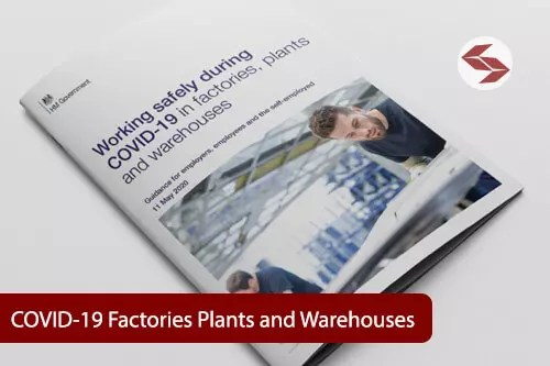 covid19 factories plants warehouses
