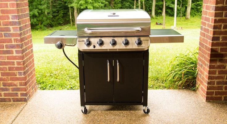 Gas Grill Black Friday Deals