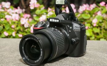 Nikon D3400 camera Black Friday deal 2019