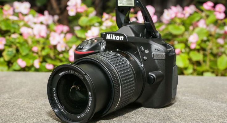 Nikon D3400 camera Black Friday deal 2019