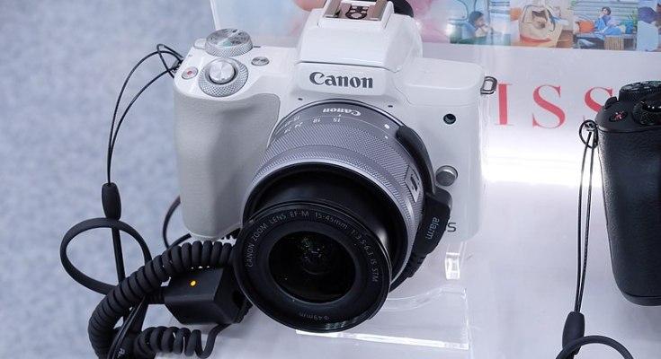 Canon EOS M50 Black Friday Deals 2019