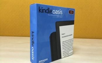 Kindle Oasis Black Friday Deals