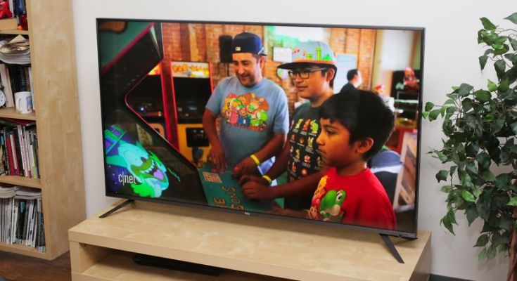 TCL 65R617 TV Black Friday Deal