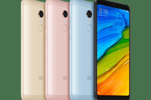 Xiaomi Redmi 5 Plus Black Friday Deals 2019