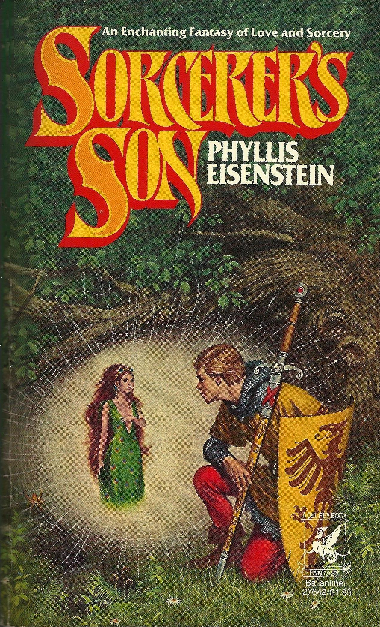 Phyllis Eisenstein : phyllis, eisenstein, Vintage, Treasures:, Sorcerer's, Phyllis, Eisenstein, Black