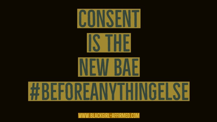 The Grey Area of Sexual Consent