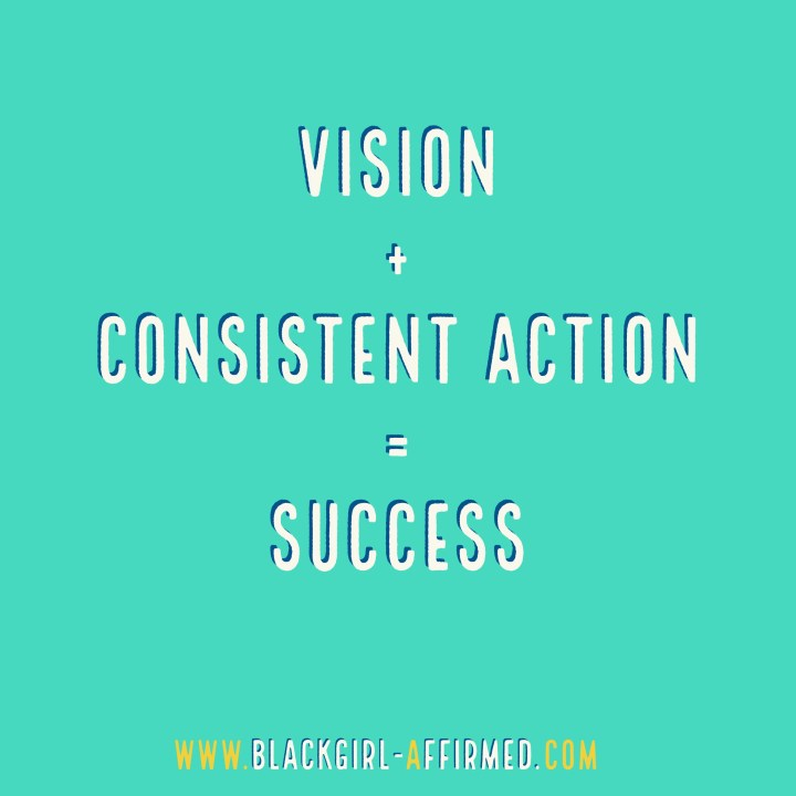Consitency is Key!